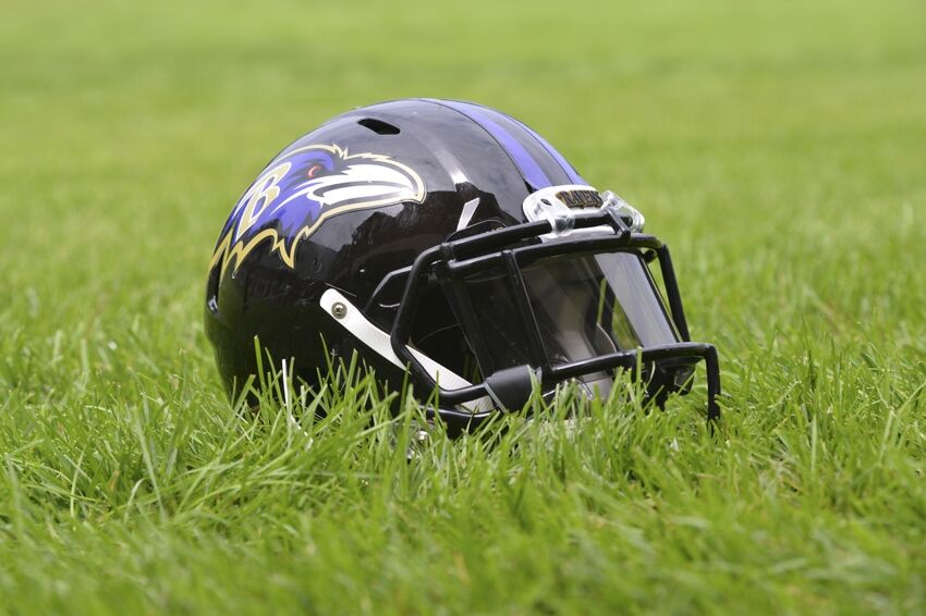 Baltimore Ravens Tracking The Players Off The Field