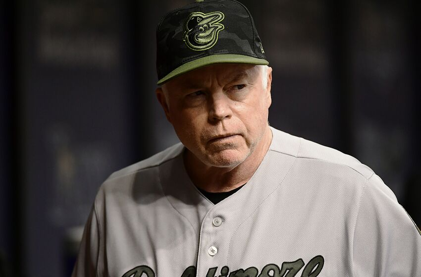 d1e95afb853 A Different View of Baltimore Orioles Manager Buck Showalter