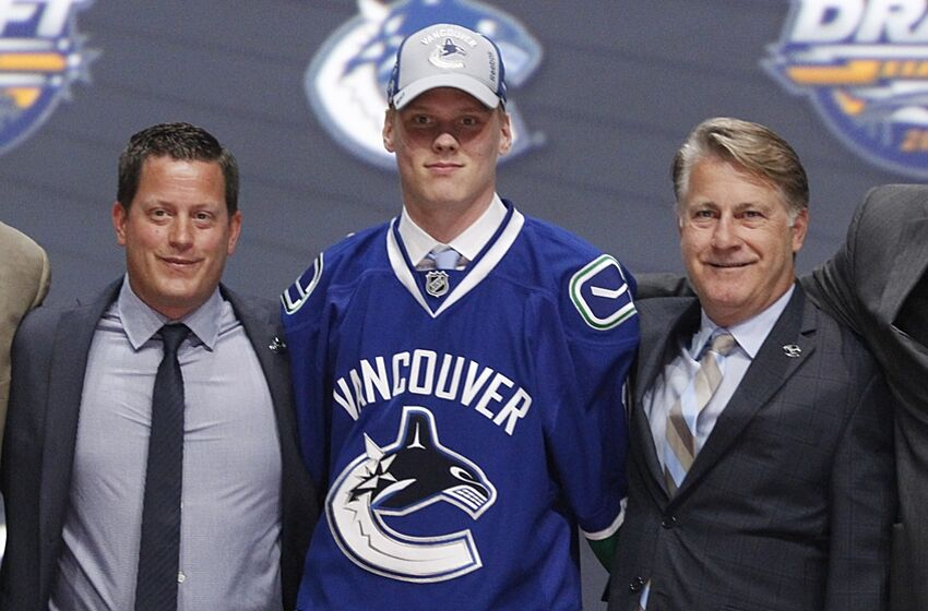 acc0af99 Vancouver Canucks Analysis: What Drafting Olli Juolevi Does