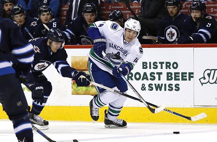 half off 34450 3b83a Vancouver Canucks vs. Winnipeg Jets: Preview, Lineups