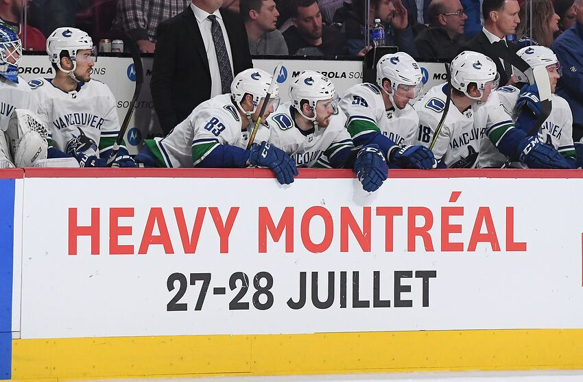 Vancouver Canucks 3 Takeaways From 2 0 Loss To Montreal Canadiens