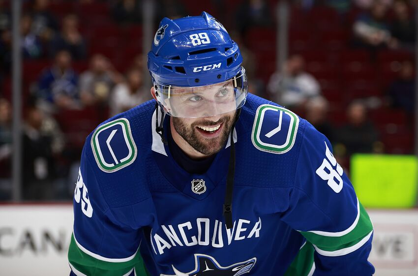 Vancouver Canucks  What to do with Sam Gagner 51f09604d