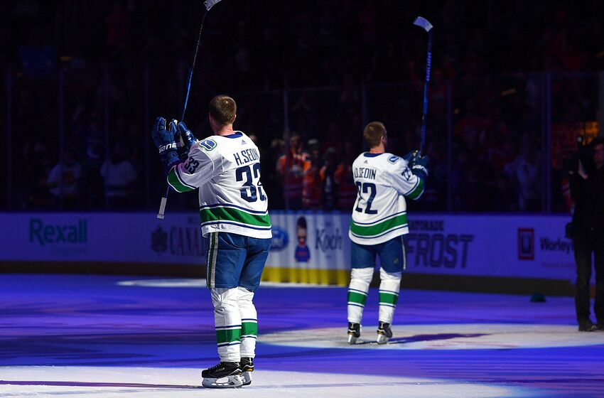 18821e64334 Vancouver Canucks  3 takeaways from Sedins  final NHL game
