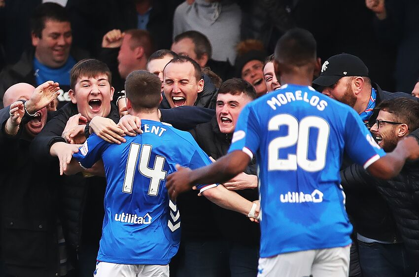 Pundit names Rangers star who'll hurt Celtic in the Cup final