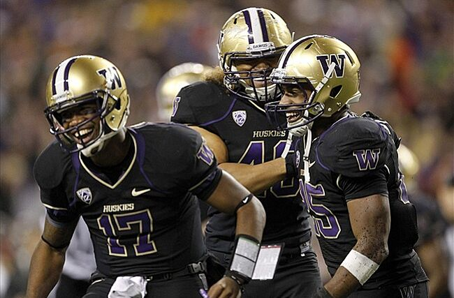 Washington Huskies Football: Bishop Sankey's Heisman ...