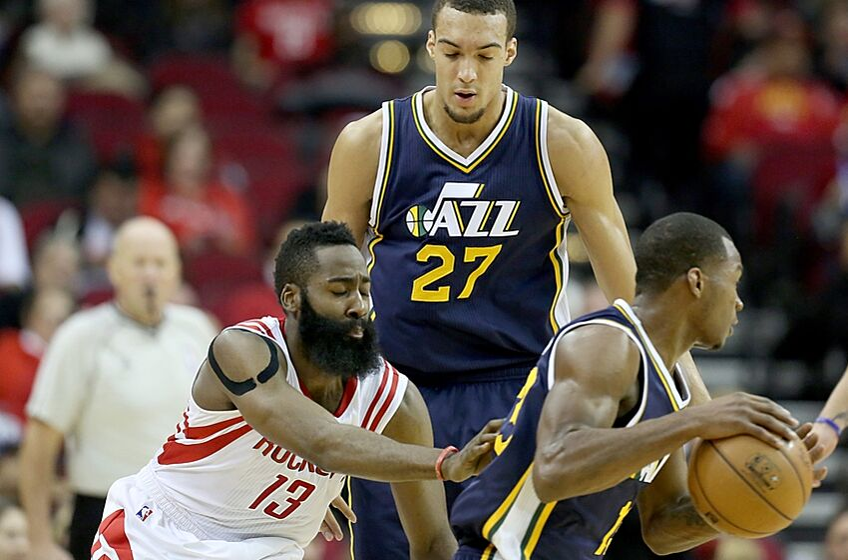 fa819e0776eb Utah Jazz Vs Houston Rockets  Game Day Tweets