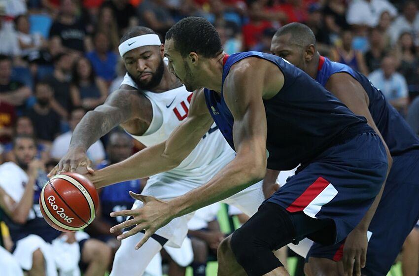 Utah Jazz  Rudy Gobert won t suit up for France at EuroBasket 349ee4463