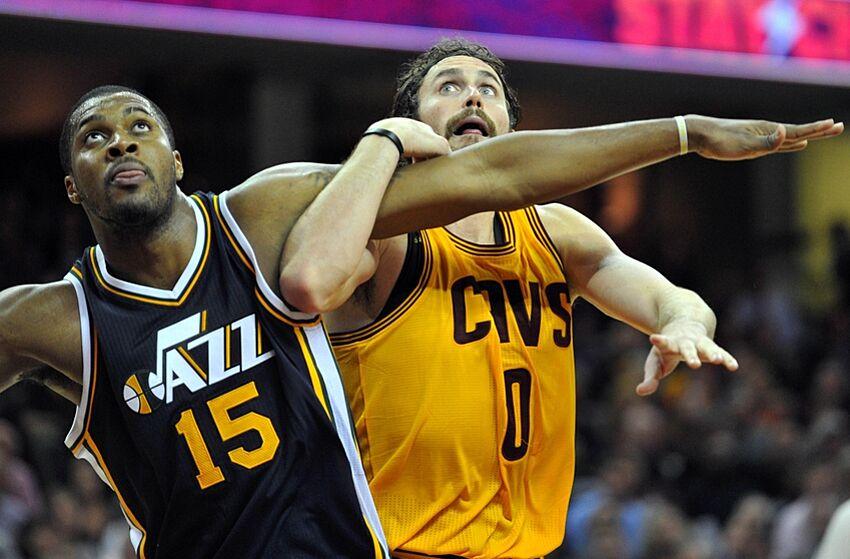2dbf76581667 Utah Jazz vs. Cleveland Cavaliers  Keys to the Game