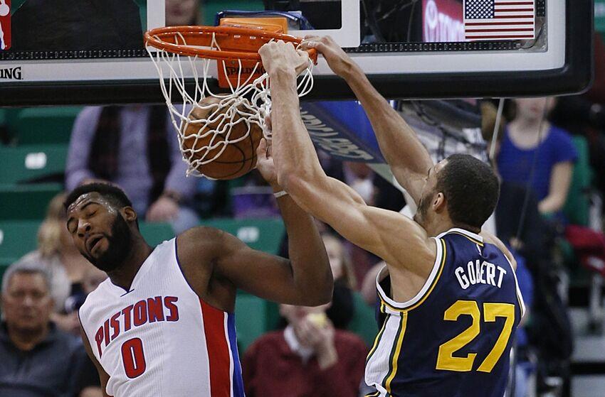 7161b4276 Utah Jazz vs. Detroit Pistons  Keys to the Game