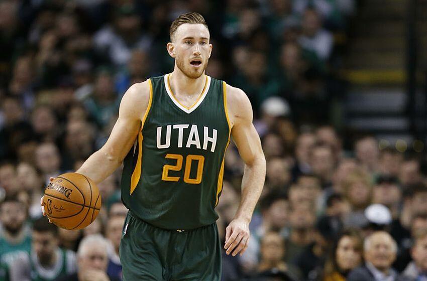 Utah Jazz  Jae Crowder Feels Disrespected By Gordon Hayward Cheers ca5868f87