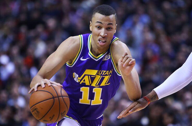 Will Dante Exum Finally Reward The Utah Jazz S Patience In