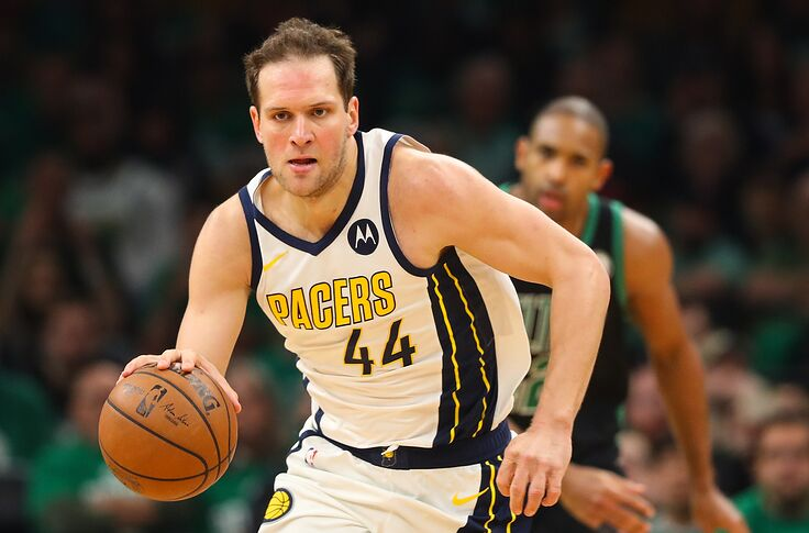 Utah Jazz Podcast: Pacers expert discusses Bojan Bogdanovic