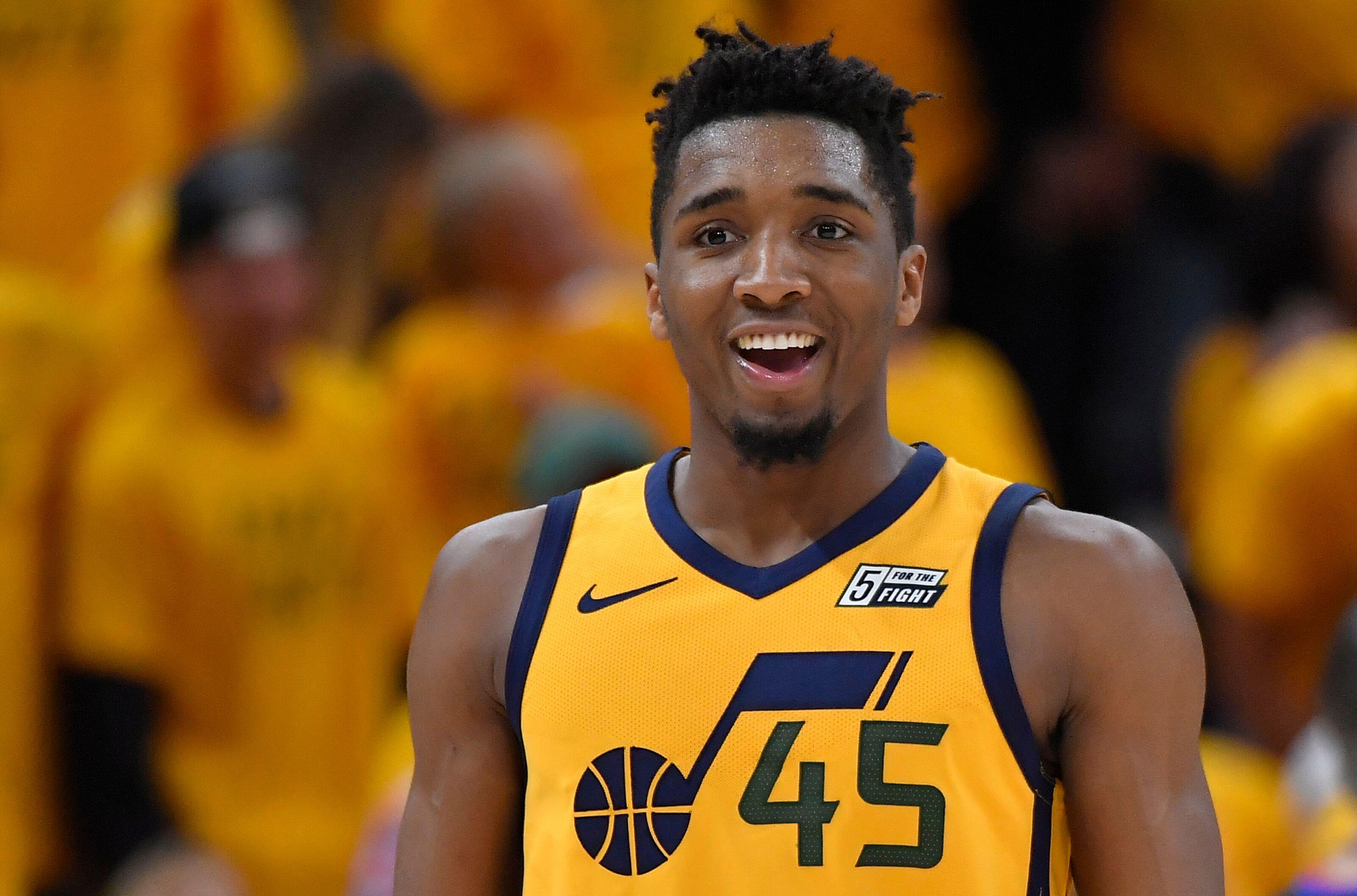 Utah Jazz: Donovan Mitchell stars (sort of) in latest Game of Zones
