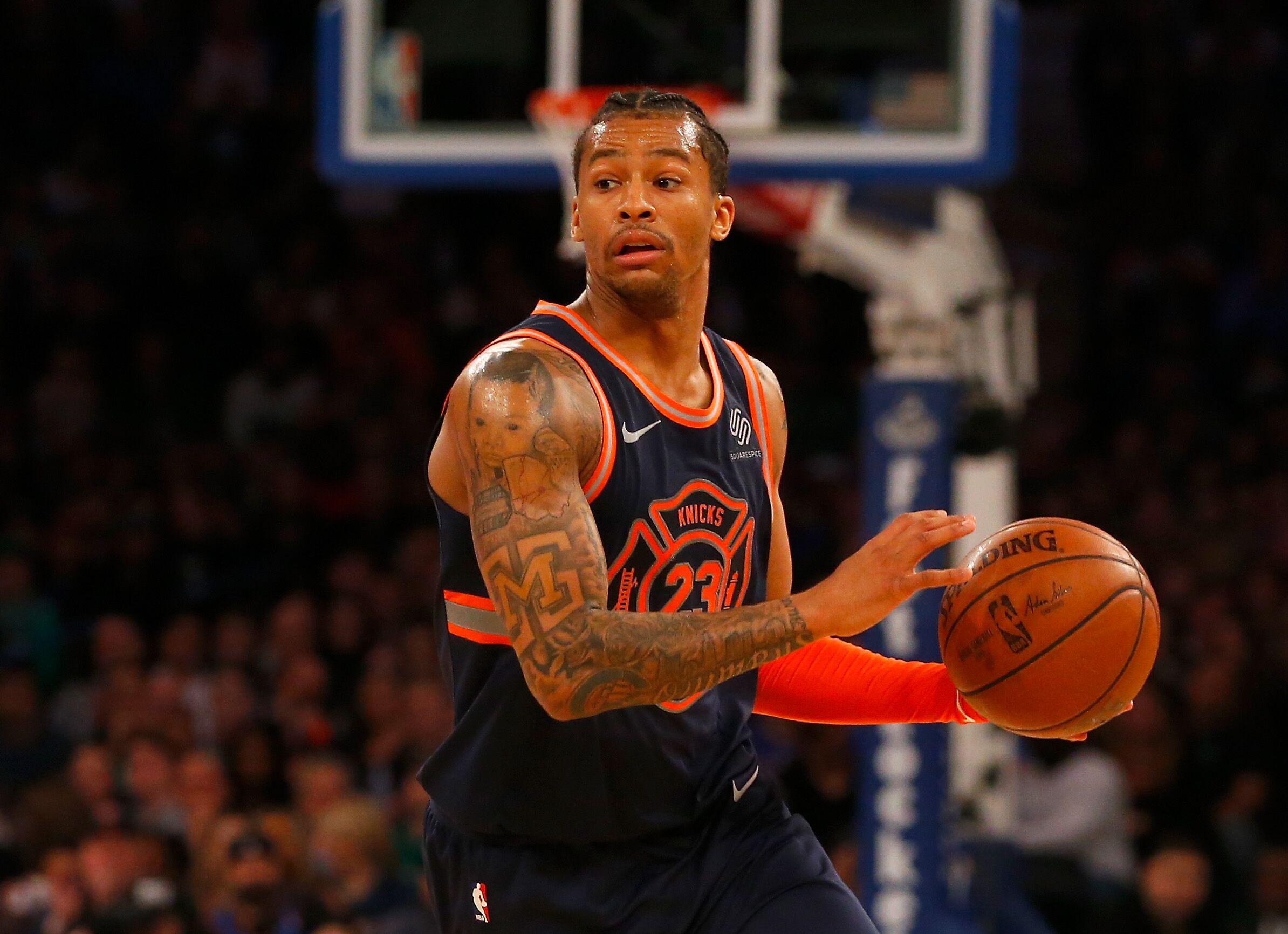 Utah Jazz Trey Burke Has Been Kind Of Amazing For The Knicks