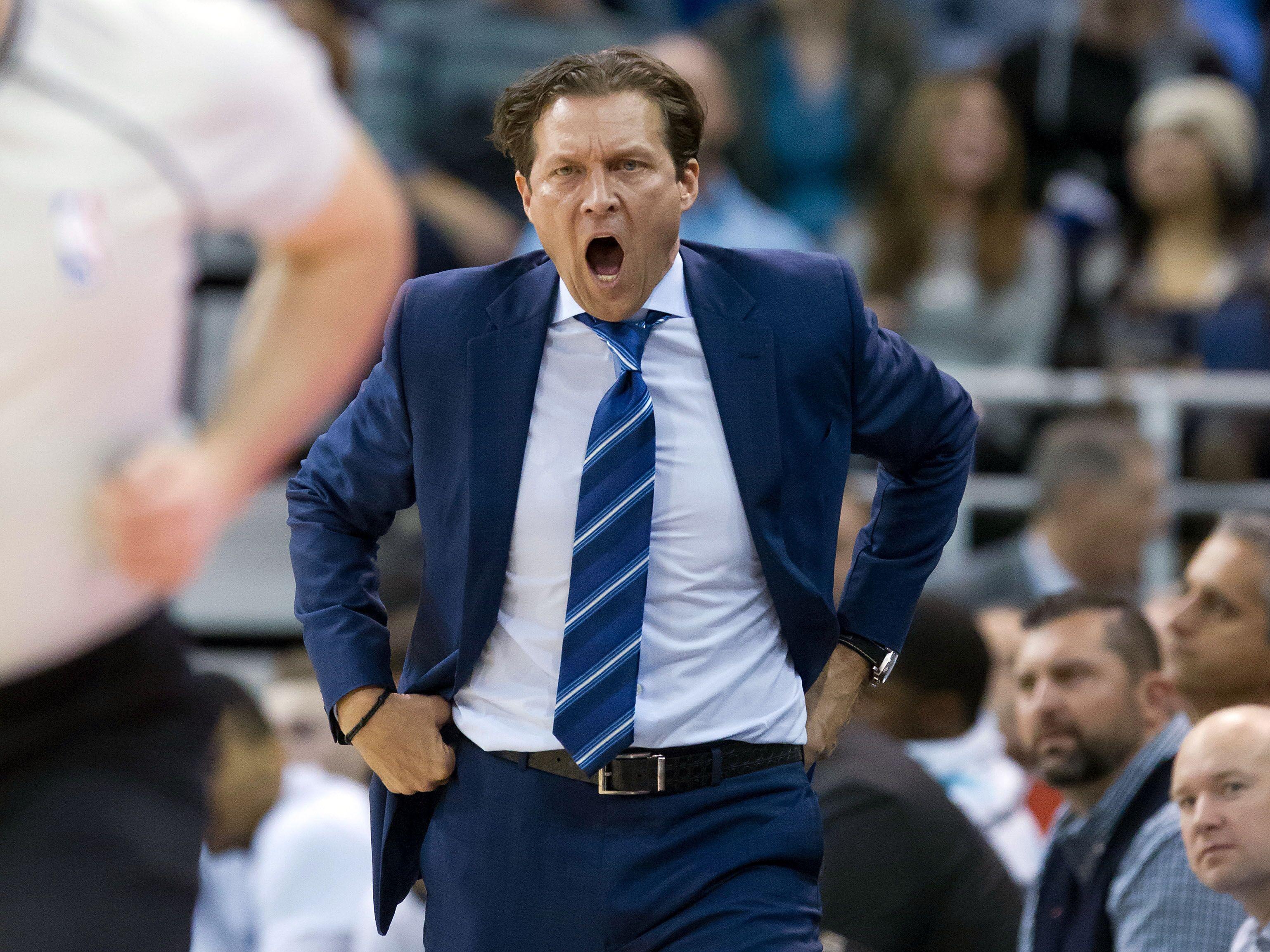 Coach Quin Snyder