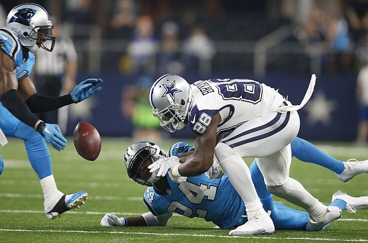 War Who Wins Between Dez Bryant And Josh Norman