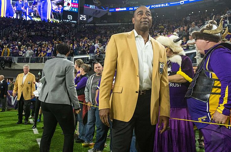 Watch Cris Carter Go Off On Dez Bryant He S The Worst