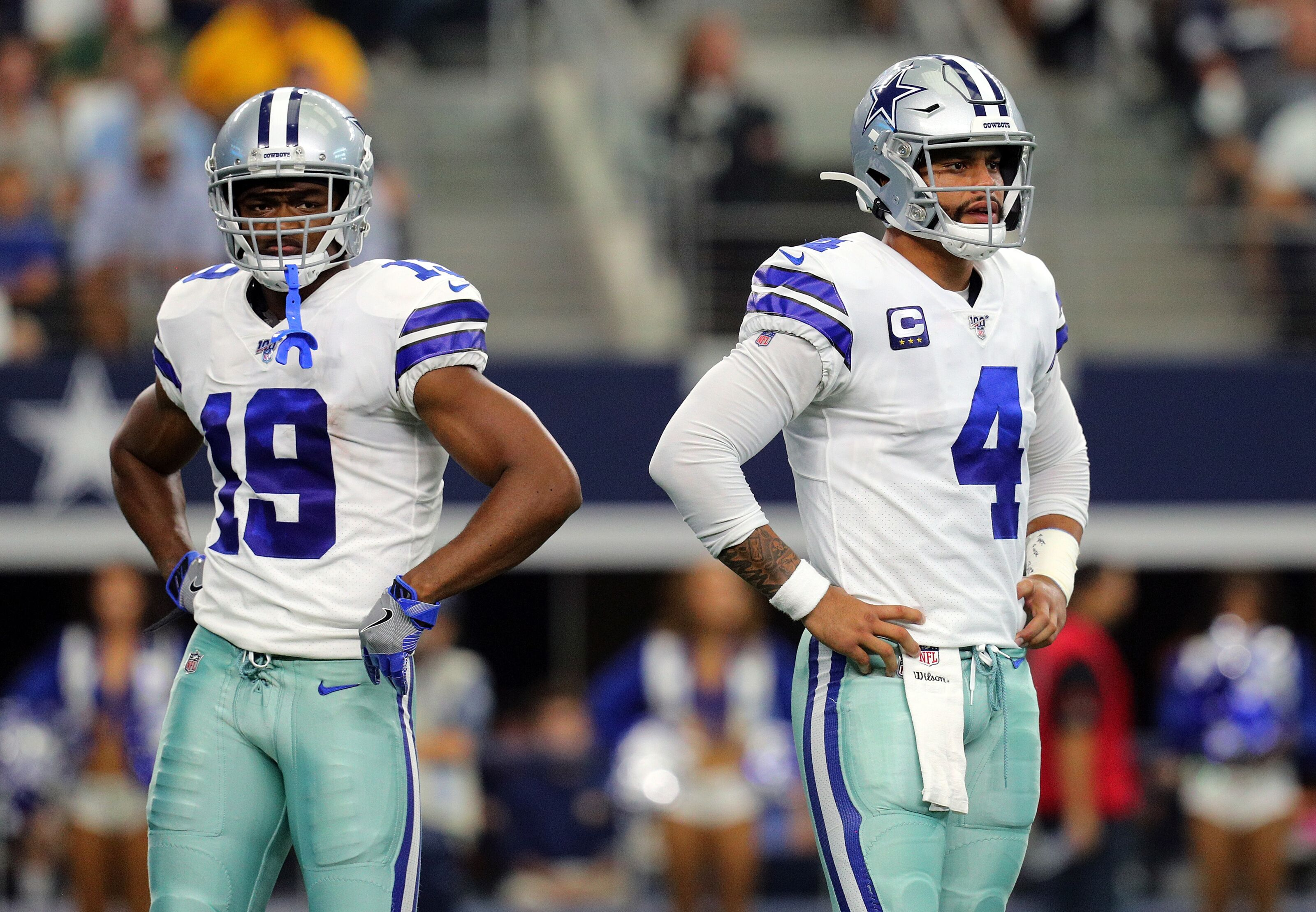Dallas Cowboys can't afford contracts to bust the salary cap