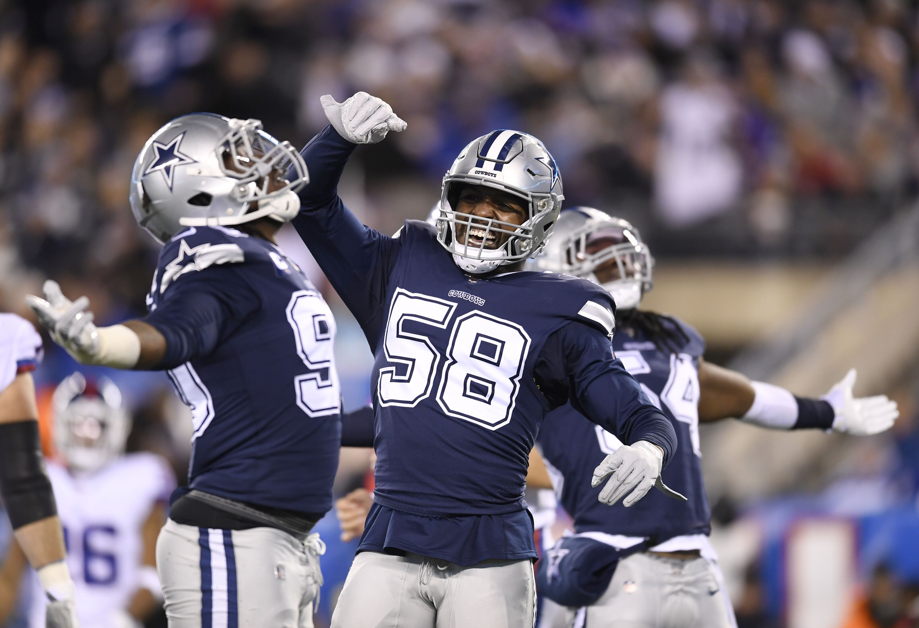What is wrong with the Dallas Cowboys defense?