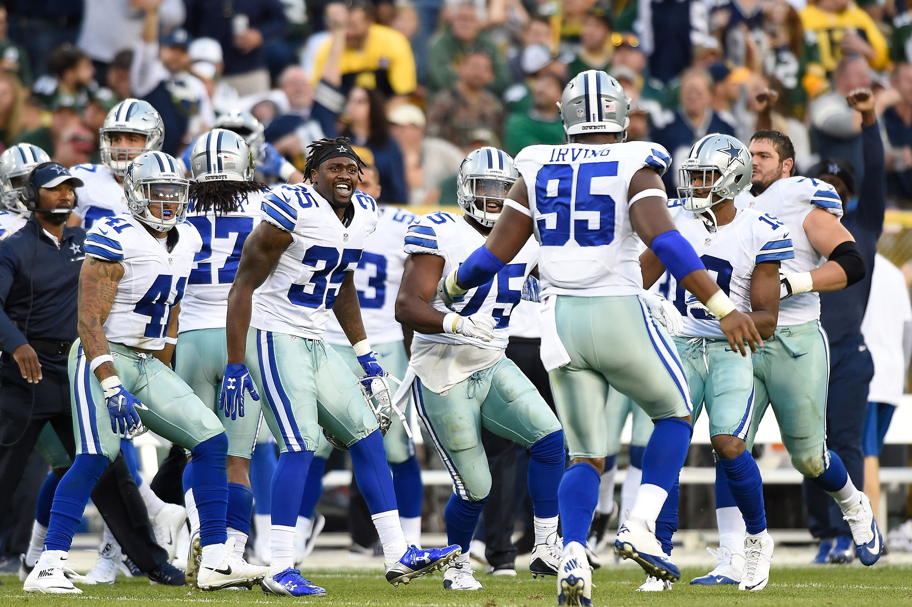 Dallas Cowboys' David Irving: From dismissed to stardom