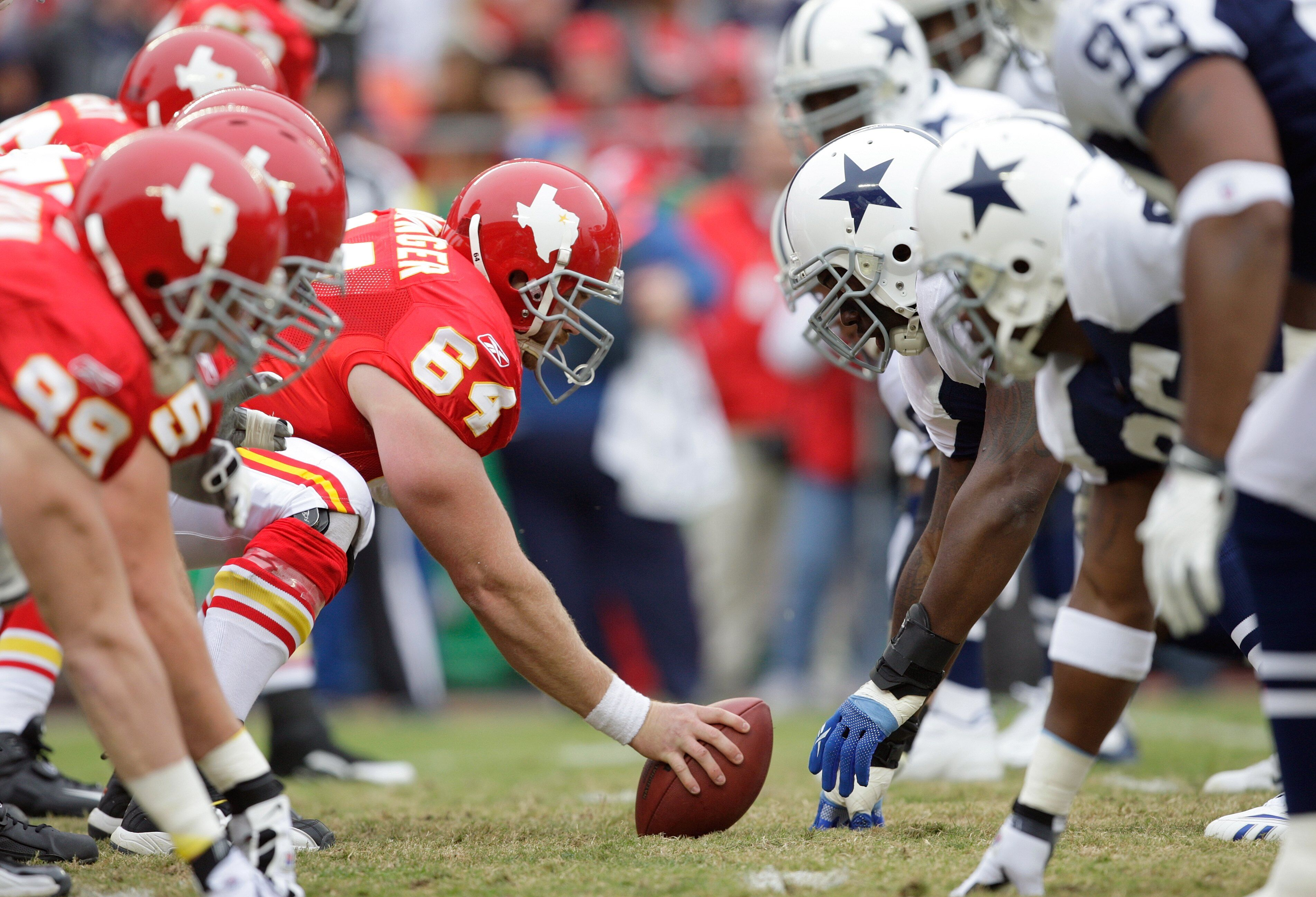 Dallas Cowboys, Kansas City Chiefs rivalry: An amazing stat!