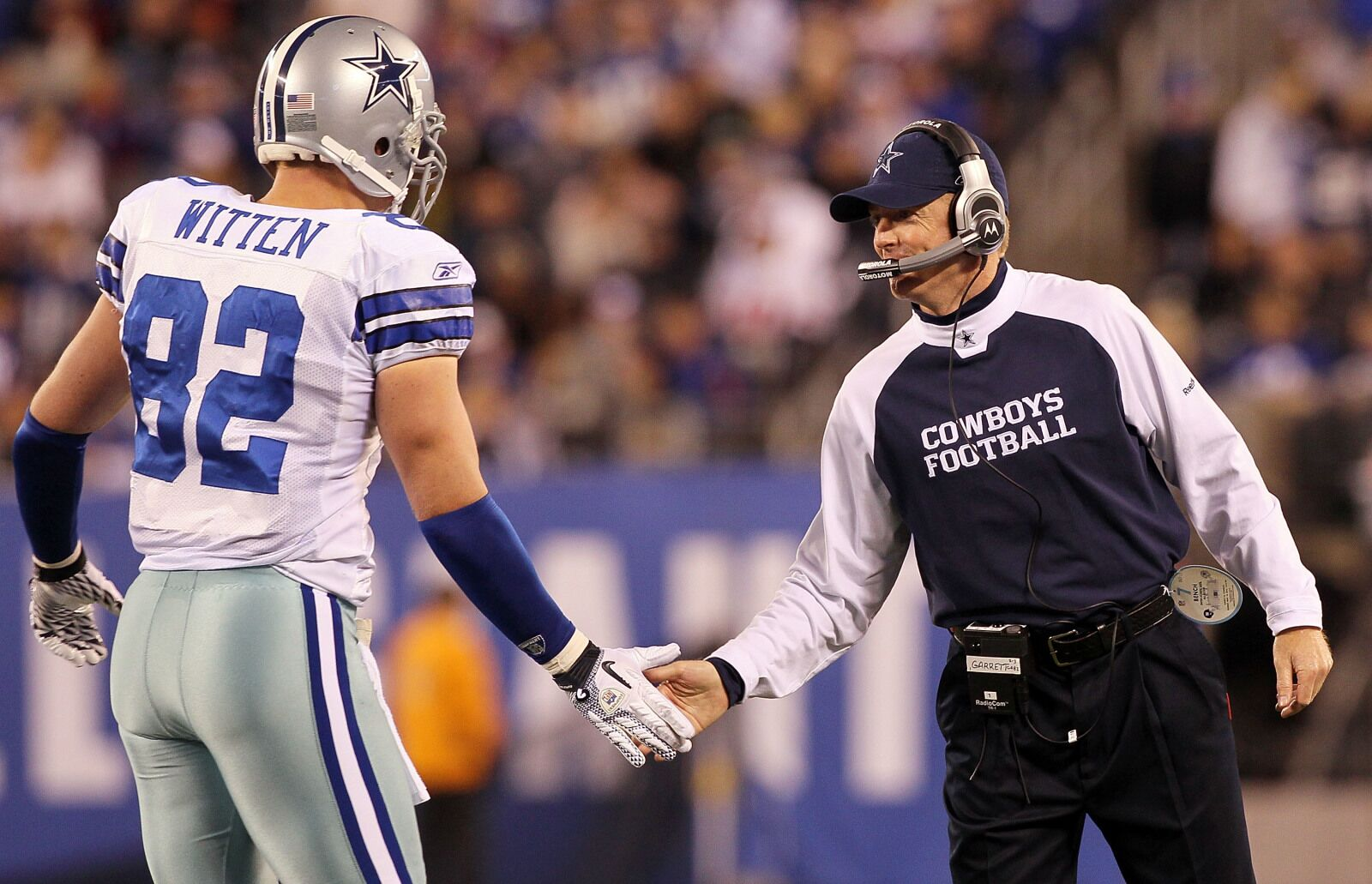 Dallas Cowboys fans shouldn't despise Jason Garrett or Jason Witten