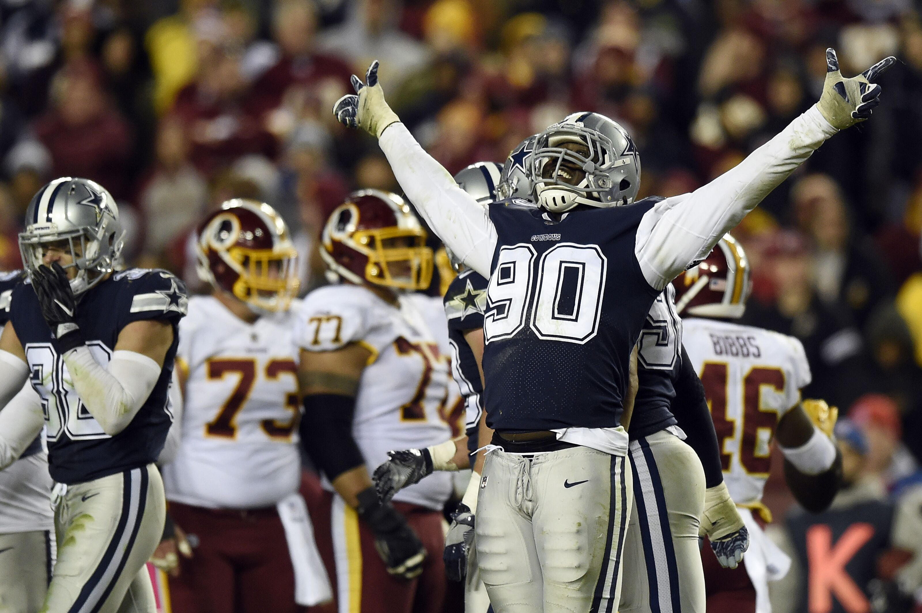 The Dallas Cowboys defensive line will take a step up in 2019