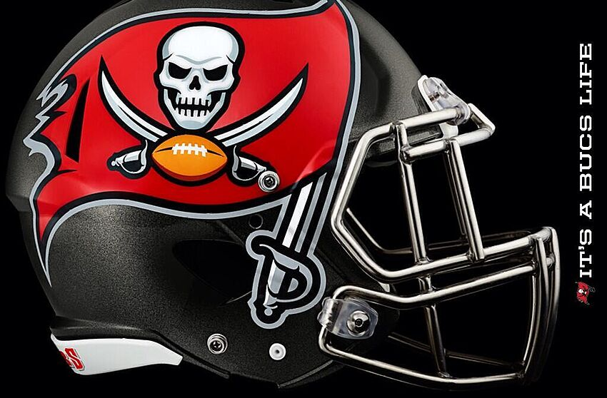 Tampa Bay Buccaneers Unveil New Helmet and Logo 657bc7bc3