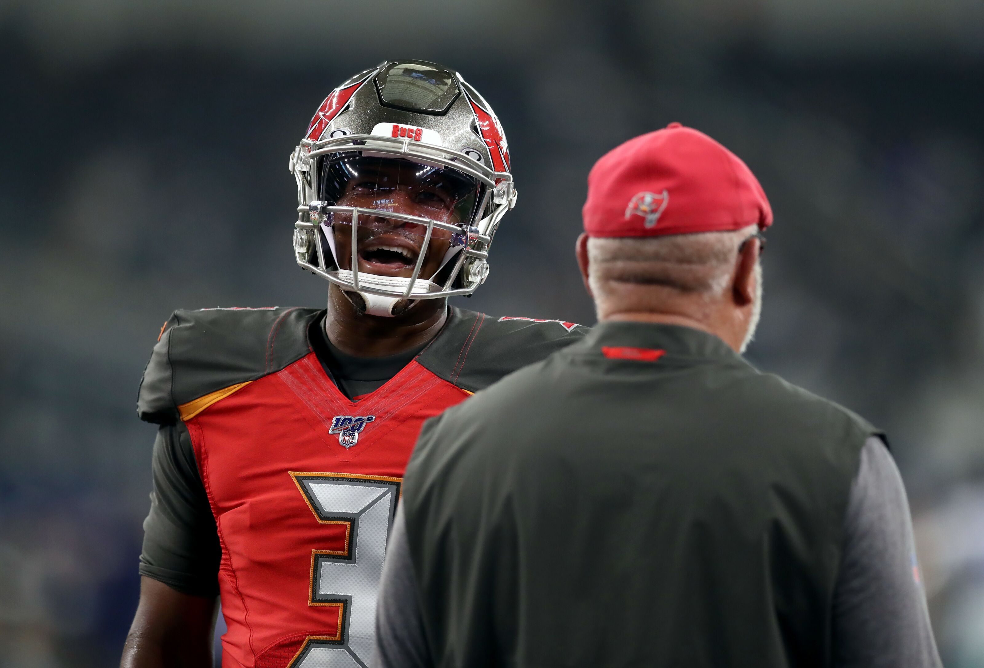 Bruce Arians hinting at possible departure for Jameis Winston?
