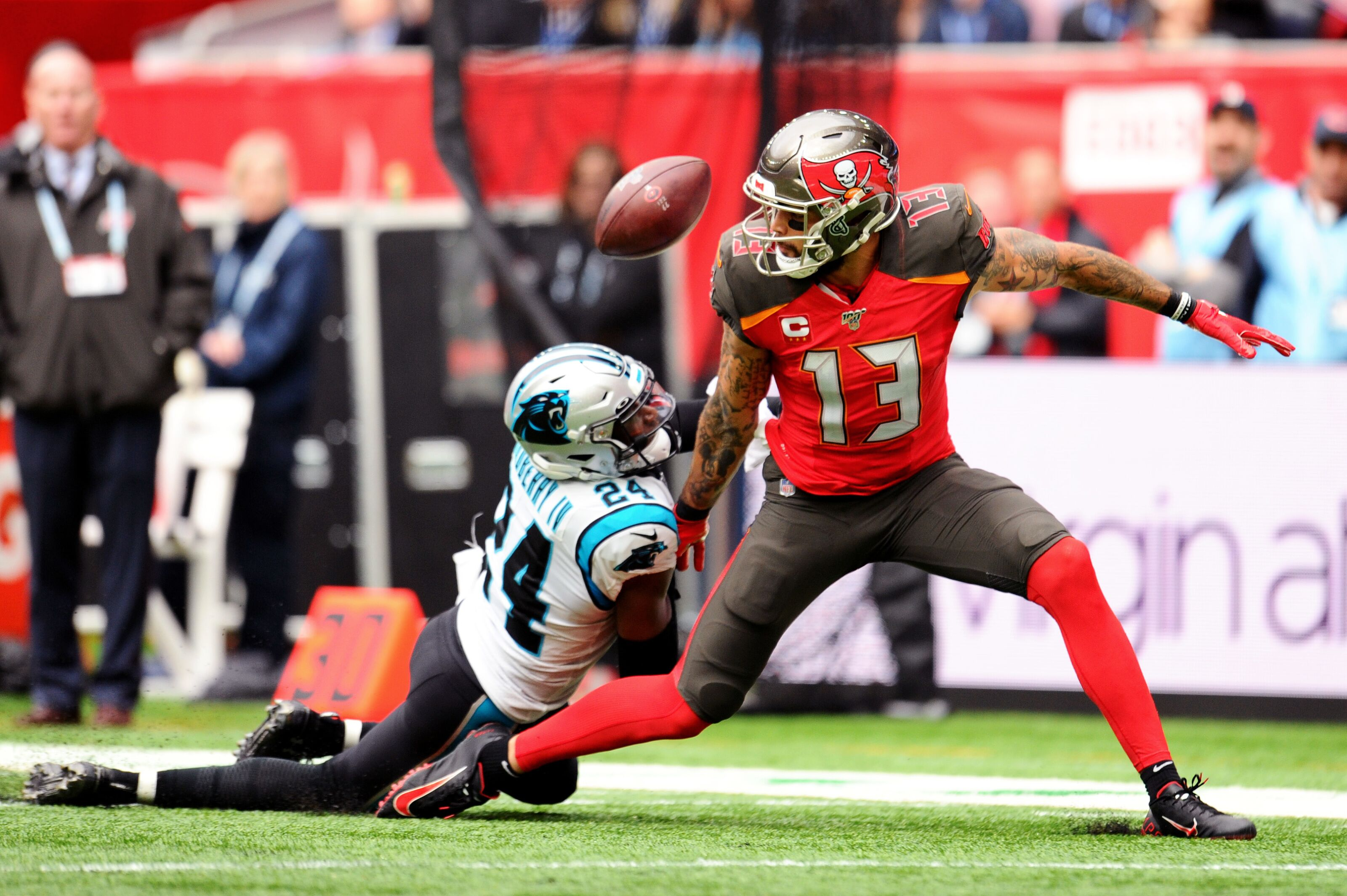 Walk the Plank!: 3 Buccaneers who under-performed vs. Panthers