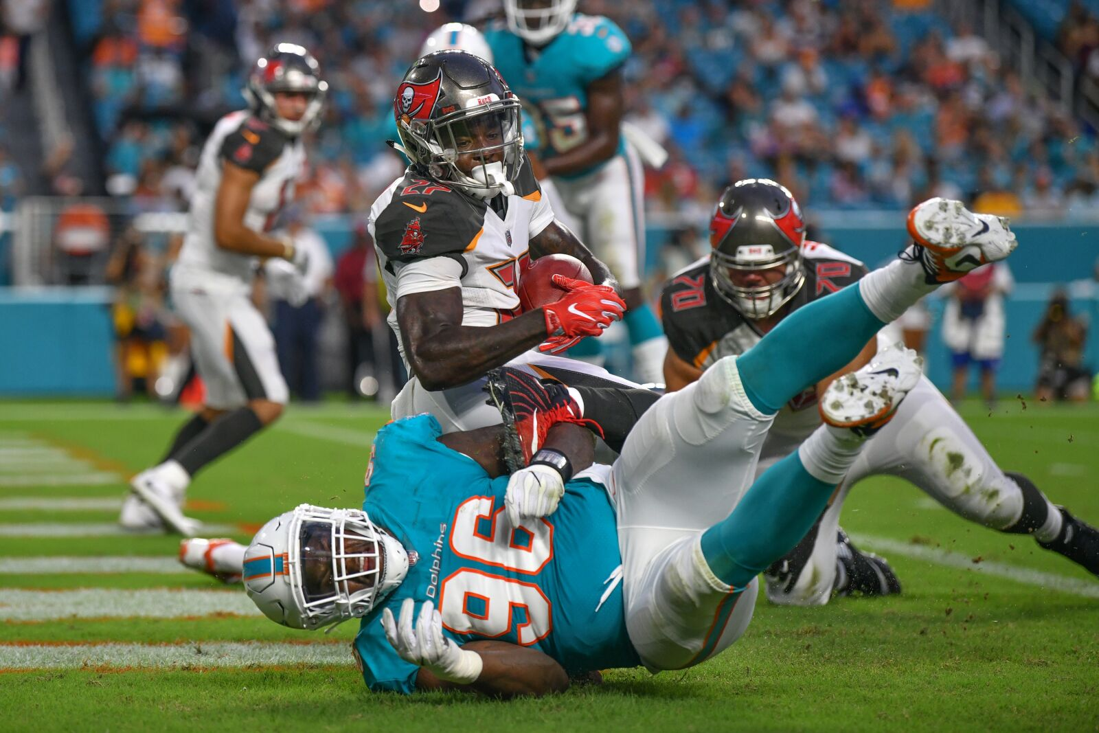 What does Madden think? preseason week 2 – Dolphins at Buccaneers
