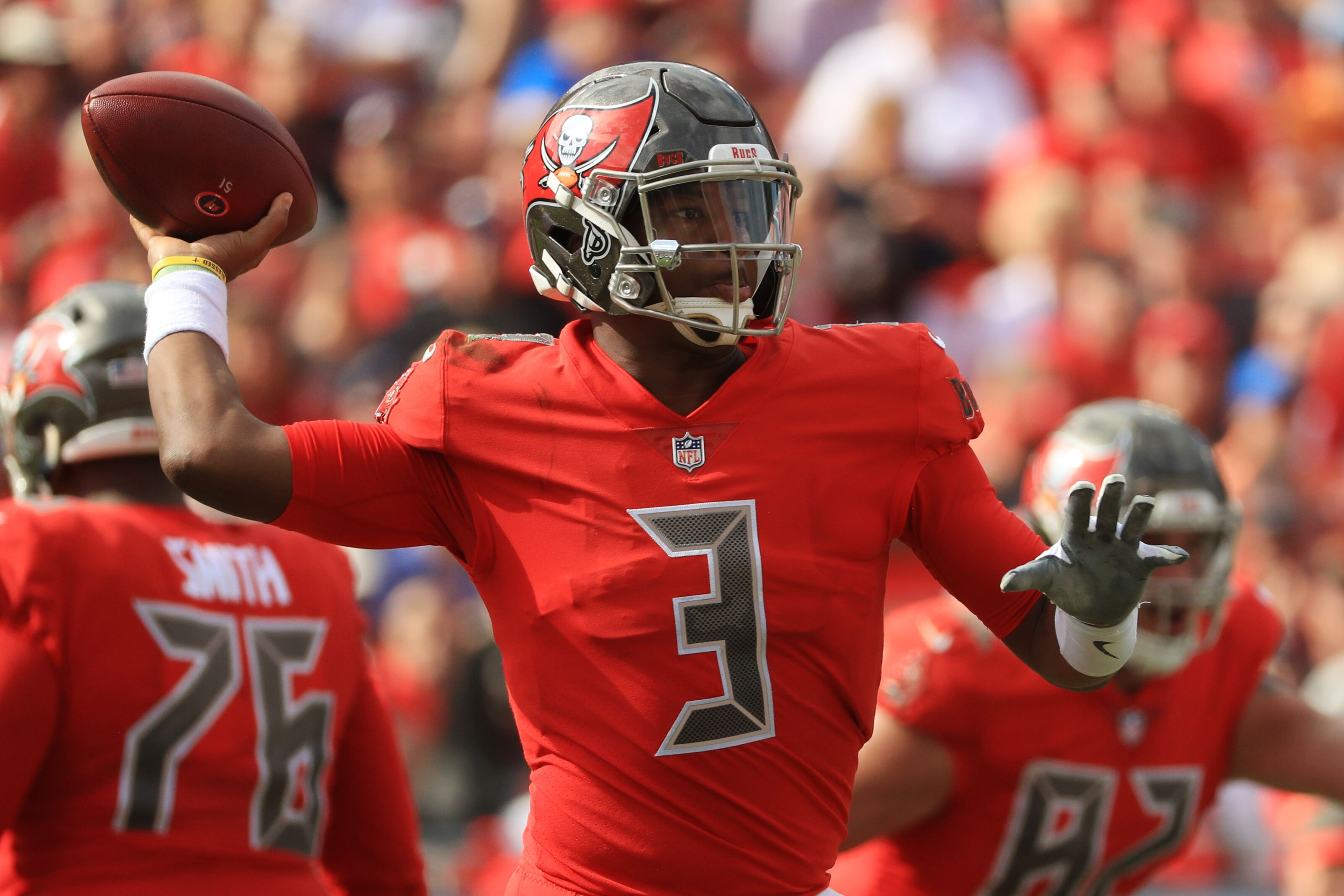 Steve Smith Sr.: Jameis Winston isn't the quarterback of the future