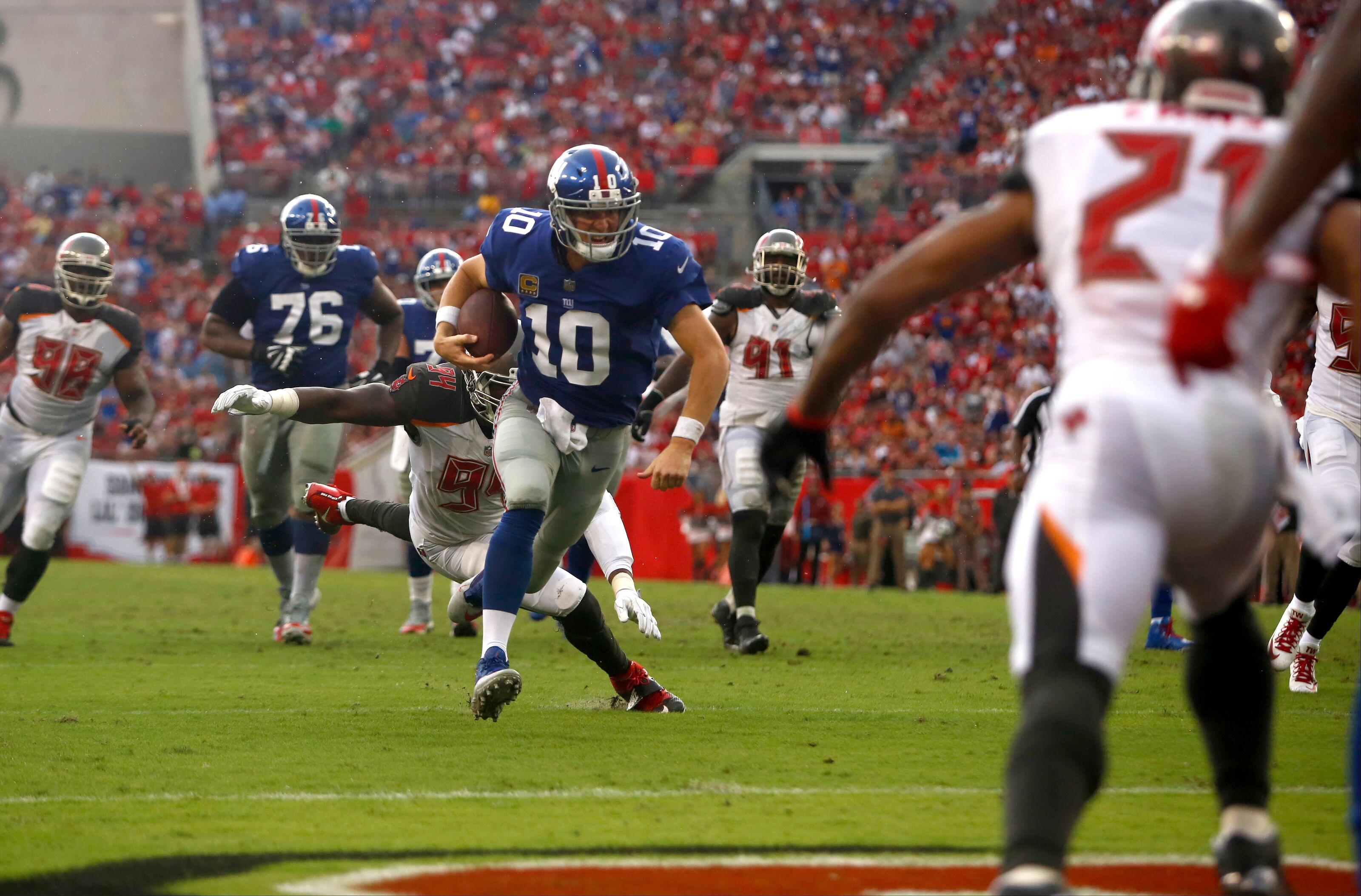 Buccaneers at Giants: Stream, game time, how to watch
