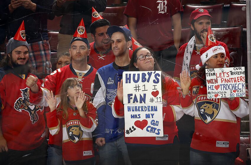 Florida Panthers  Why Fans Should Attend Games This Season 4abe346c2
