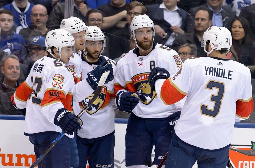 Florida Panthers  A Look Into the 2018-19 Season 0a9d3abae