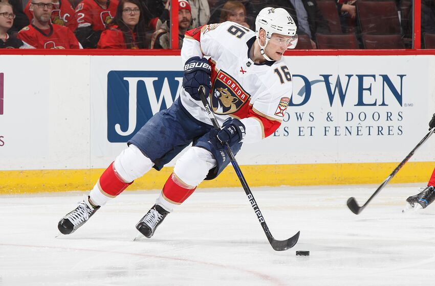 e8d7770f738 Florida Panthers  Why Aleksander Barkov Shouldn t Be the Next Captain