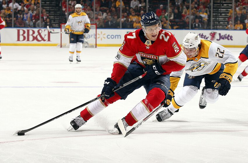 Florida Panthers  Who Stood Out in the Preseason Doubleheader  198badd7f