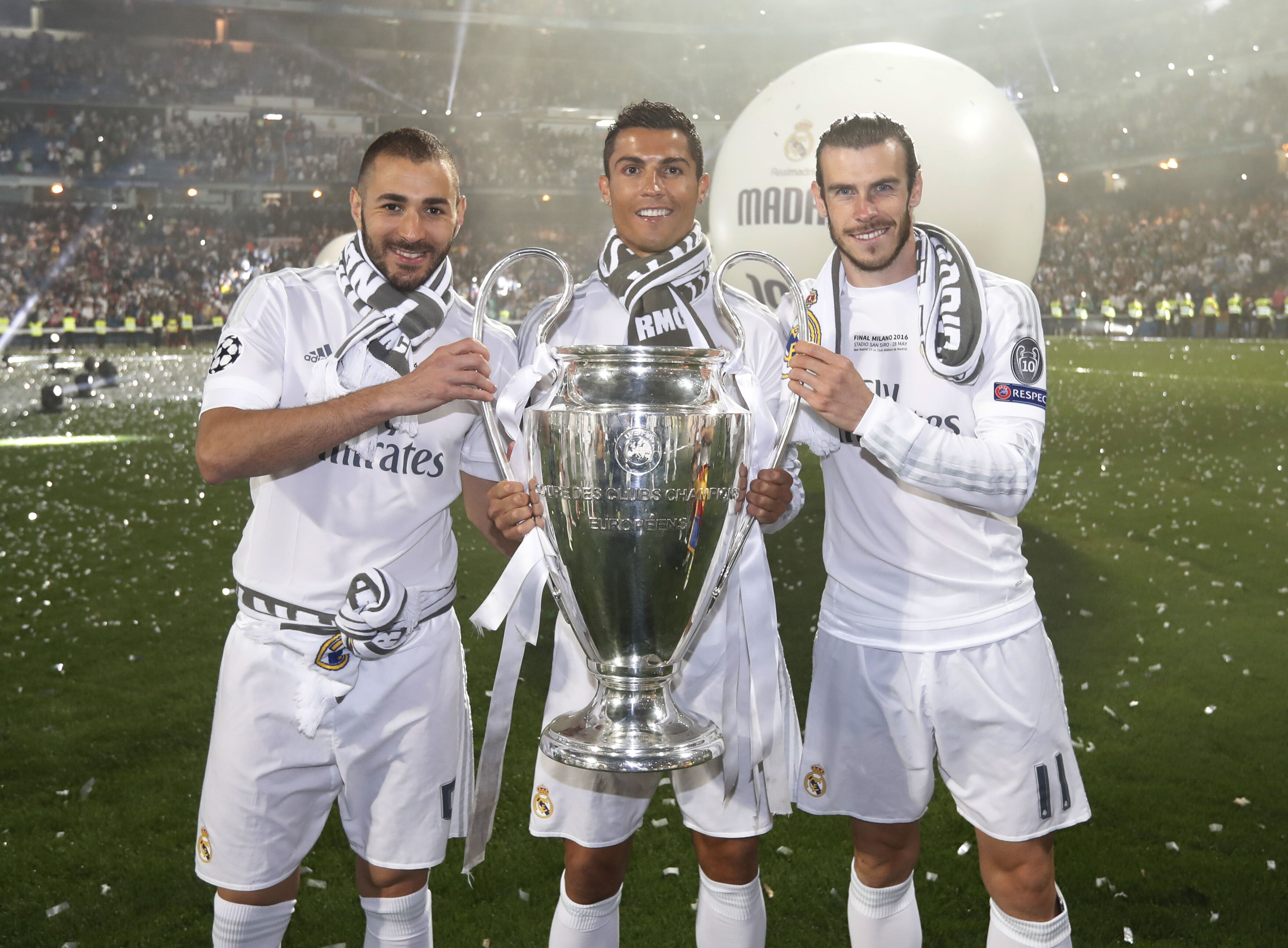 Image result for real madrid bbc
