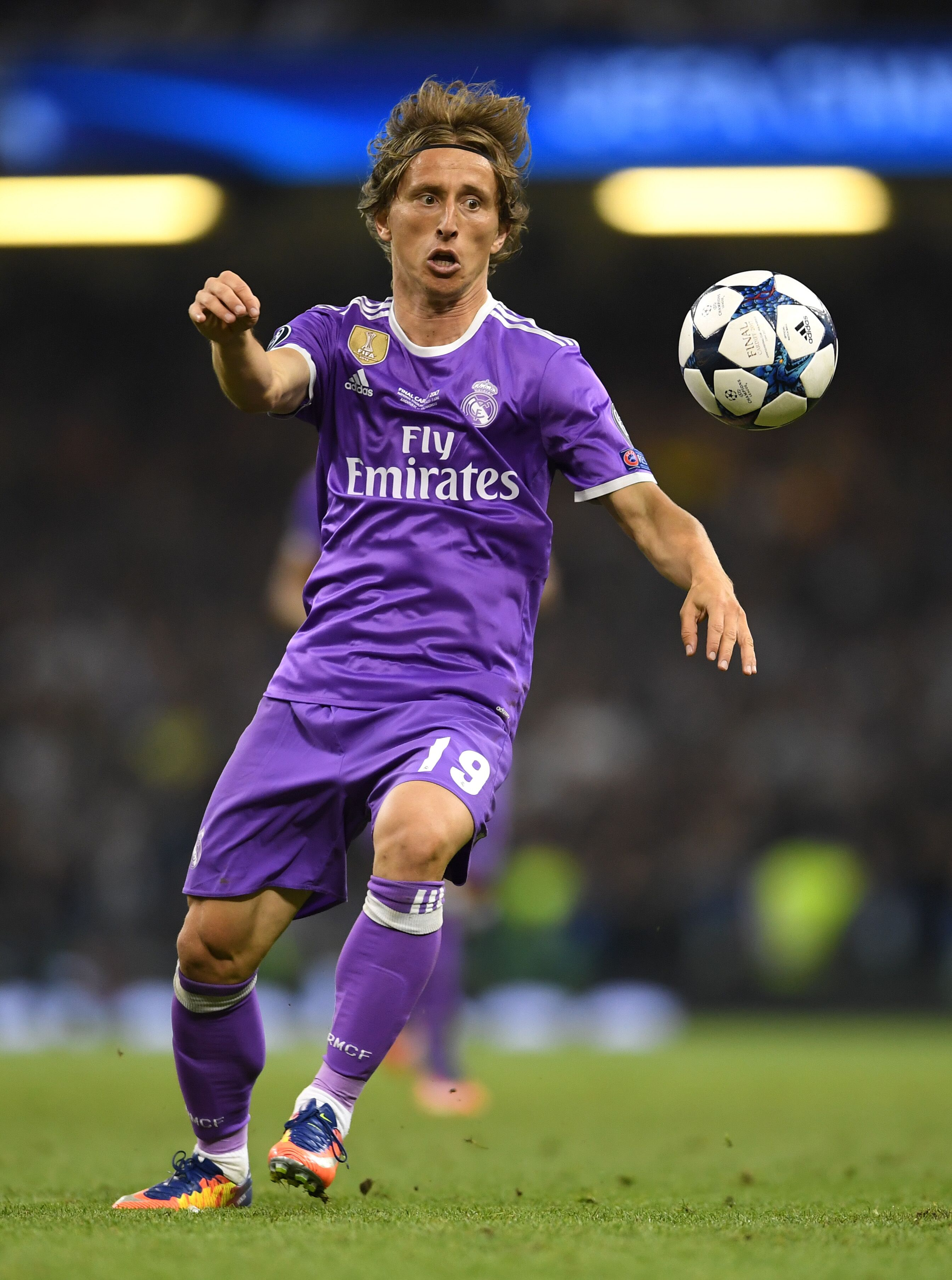 Real Madrid S Luka Modric Could Be Facing Jail Time For Perjury