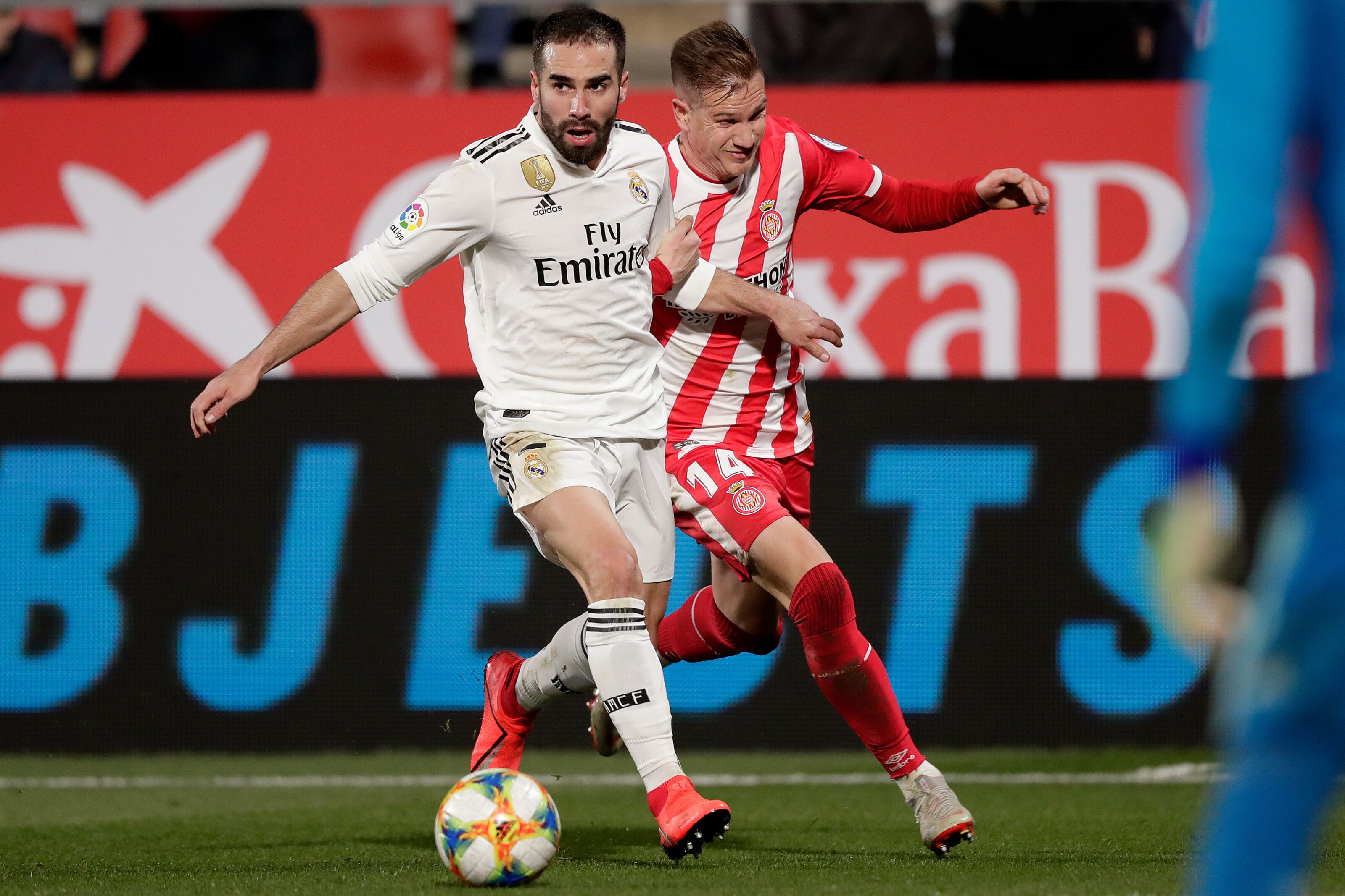Image result for real madrid vs girona 2019