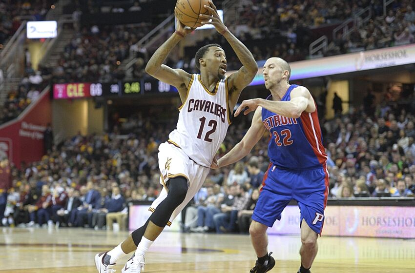e4e6cb7875c NBA Playoffs  Jordan McRae a Part of Cleveland Cavaliers