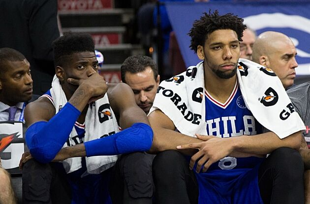 69bbceae6257 NBA Rumors Indicate 76ers  Big Man Have High Value