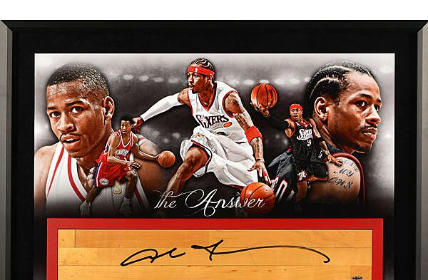 dbb63fde3c1 Philadelphia 76ers Gift Guide: 10 must-have Allen Iverson items