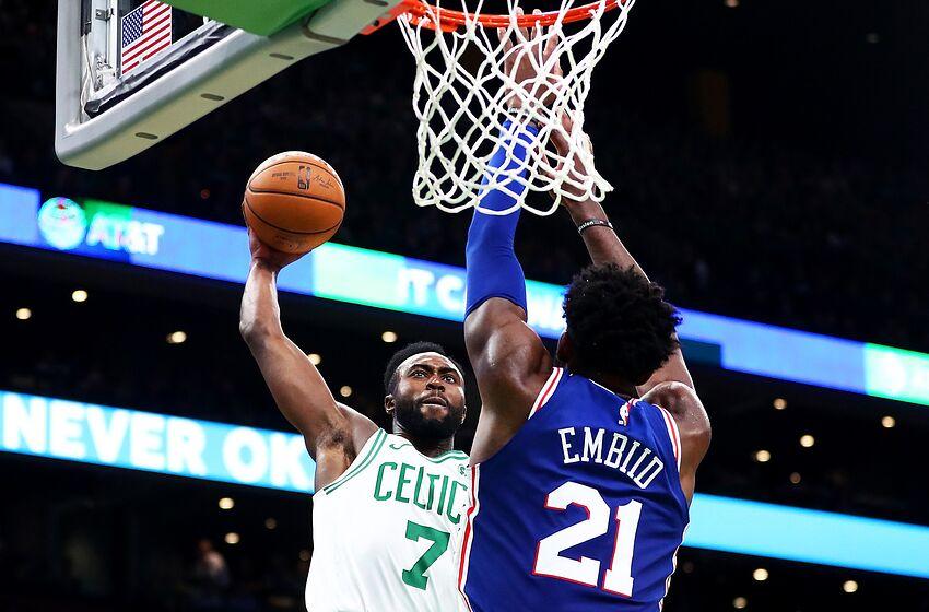 Joel Embiid | Philadelphia 76ers (Photo by Adam Glanzman/Getty Images)