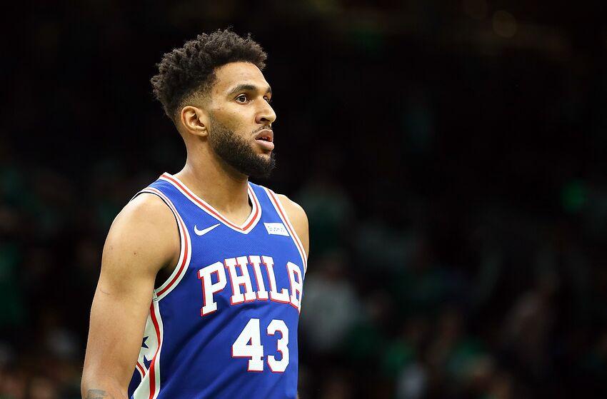 23e0bcb0be1 Philadelphia 76ers Jonah Bolden (Photo by Adam Glanzman Getty Images)