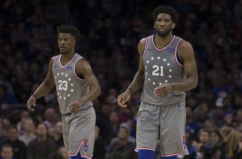 556fce969 Philadelphia 76ers  Joel Embiid-Jimmy Butler issue blown out of ...