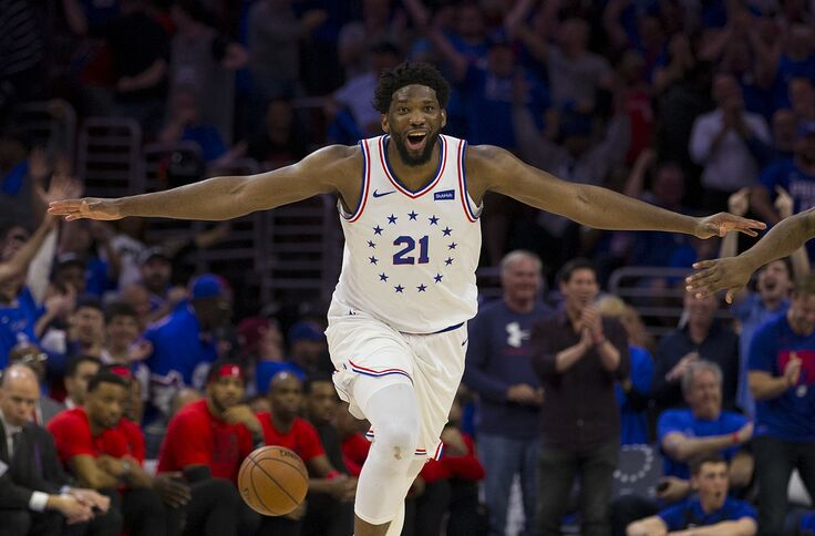 Philadelphia 76ers Given Second Highest Odds To Reach 2020