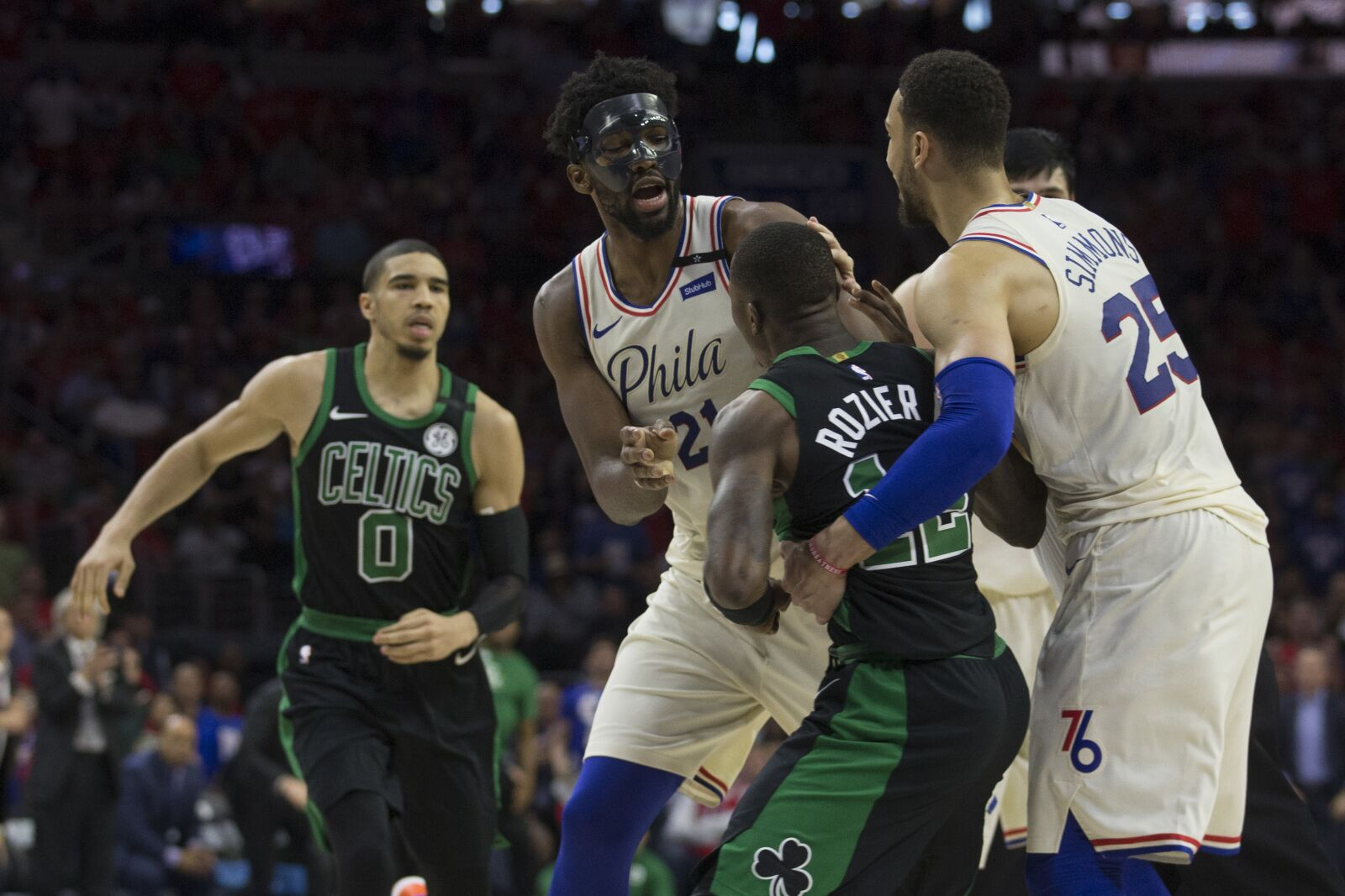 Philadelphia 76ers at the forefront of early 2018-19 NBA ...
