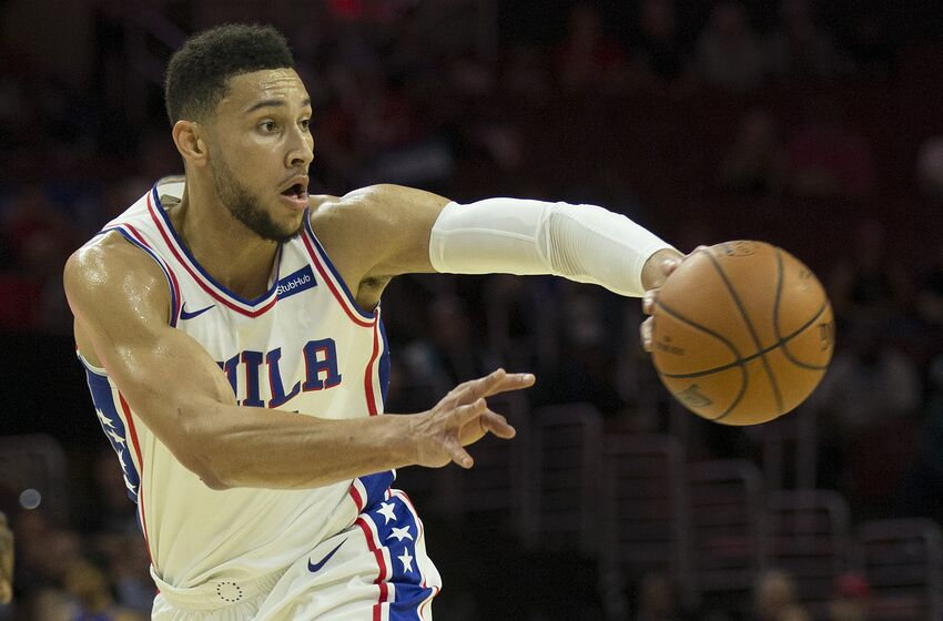 Image result for Ben Simmons pass