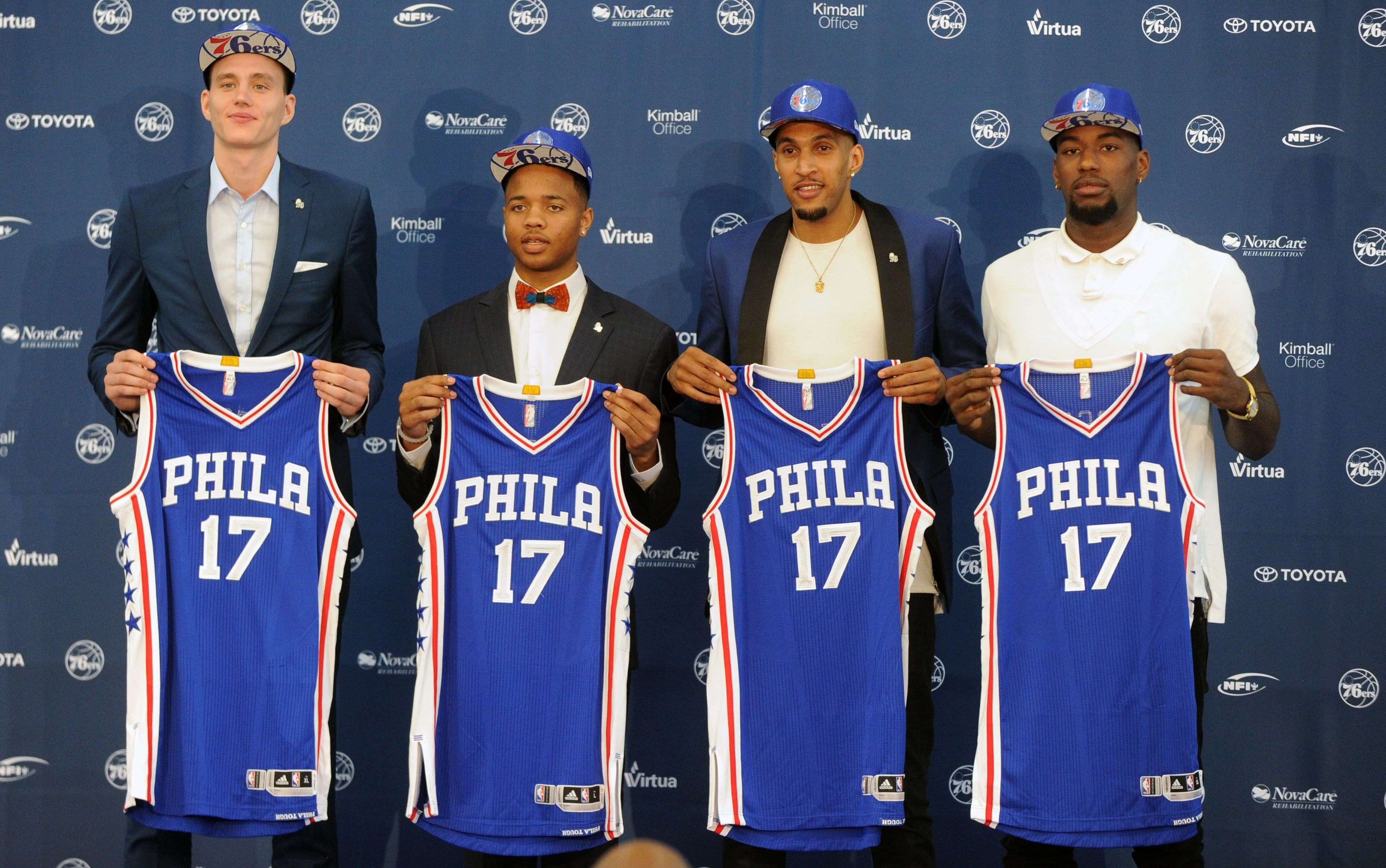 Sixers Draft Strategy Shows Commitment To The Process